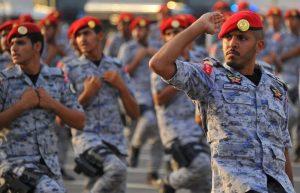 فتح باب القبول بالشرطة العسكرية لحملة الثانوية أو مايعادلها